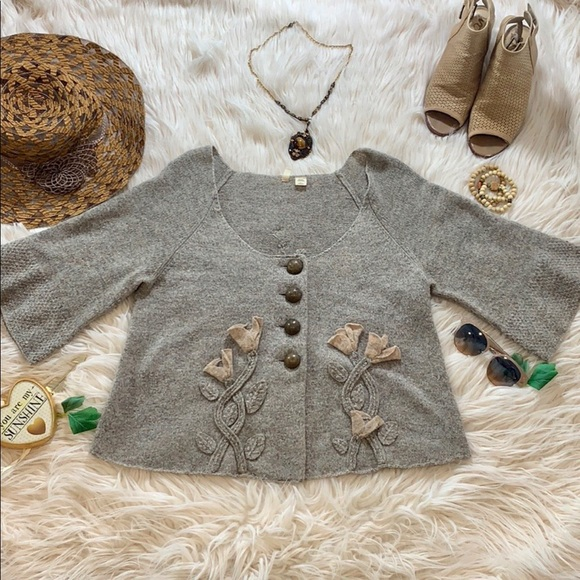 Anthropologie Sweaters - Anthropologie MOTH Sweater-c7